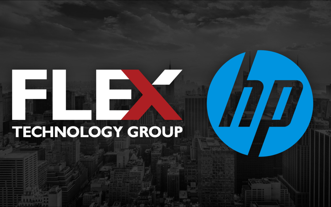"Flex Technology Group (FTG) Named ""HP Inc. Partner of the Year"""